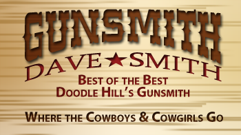 Dave Smith - Doodle Hills resident Gunsmith - Best of teh Best